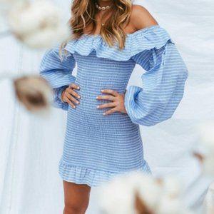 Sabo Skirt - Hallow Dress
